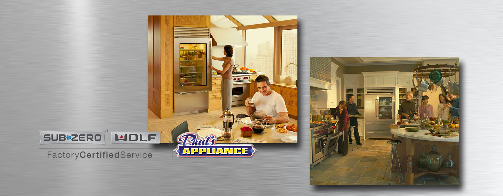 Pauls Certified Appliance Service And Repair Appliances